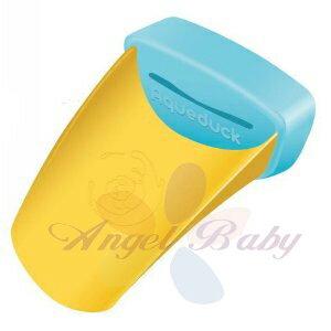 美國【Aqueduck】幼兒專用水龍頭輔助延伸器(藍)