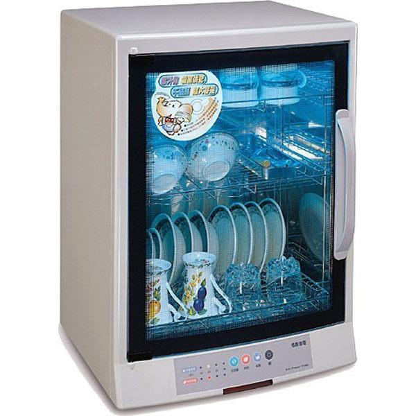 《名象》 三層 紫外線殺菌烘碗機 TT-889 /TT889 《刷卡分期+免運》