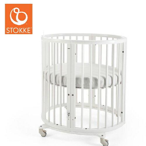【獨家贈床包】挪威【Stokke】Sleepi Mini 嬰兒床- 小床 (4色) 2