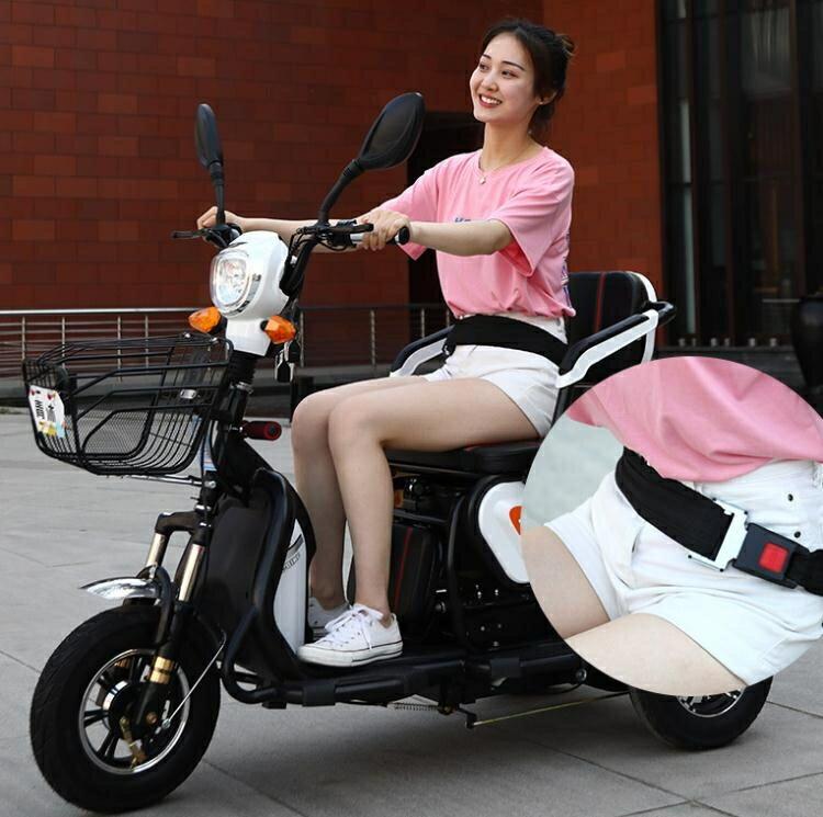 電動車電動三輪車家用小型代步車接送孩子成人新款電瓶車電三輪老年
