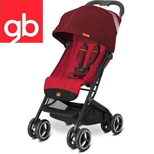 【Goodbaby】Qbit+ 嬰兒手推車(紅色) DRAGONFIRE RED 616240009