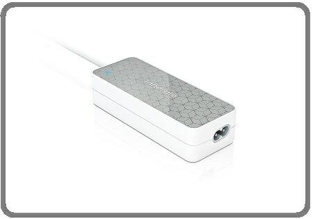 Innergie 台達電 PowerGear 90瓦 黑/灰 兩色 萬用筆電電源充電器 AC 輸入100-240V AC / 1.5A 50-60 Hz;DC 輸出19.5V DC / 4.74A