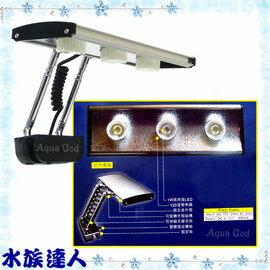 【水族達人】海薩 HEXA《焦點300高功率LED夾燈.3W》對應15~30公分水族箱