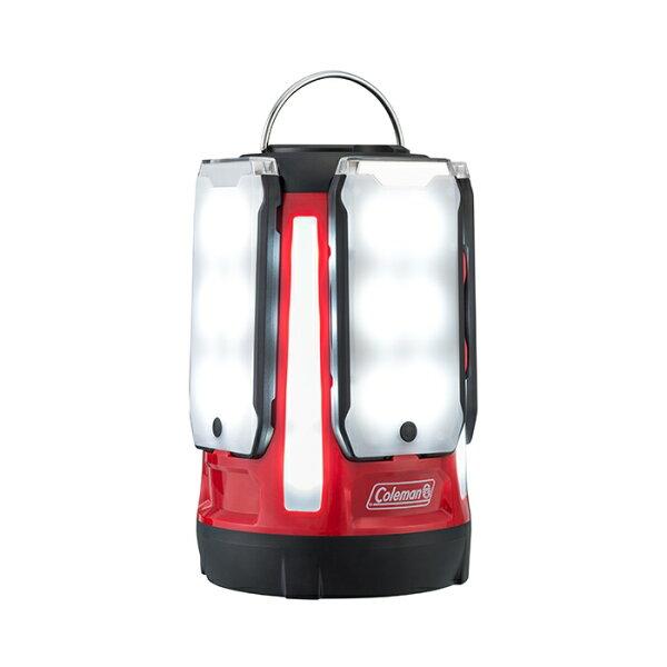 【速捷戶外】美國ColemanCM-31270QUAD面板型營燈手提燈掛燈手電筒工作燈