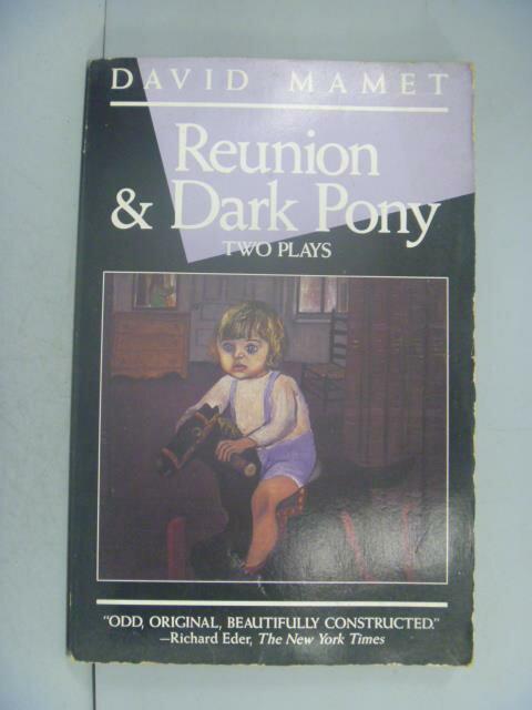 ~書寶 書T2/原文小說_LDV~Reunion and Dark Pony: Two P