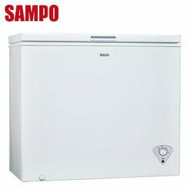 ★杰米家電☆『SAMPO聲寶』 SRF-201 200公升上掀式冷凍櫃