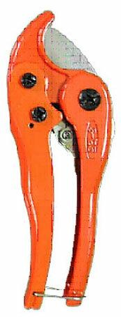 [萊陽冷凍五金] 冷煤 冷氣 [切管刀.水管剪刀] PVC Pipe Cutter;997 S25 K25 25MM