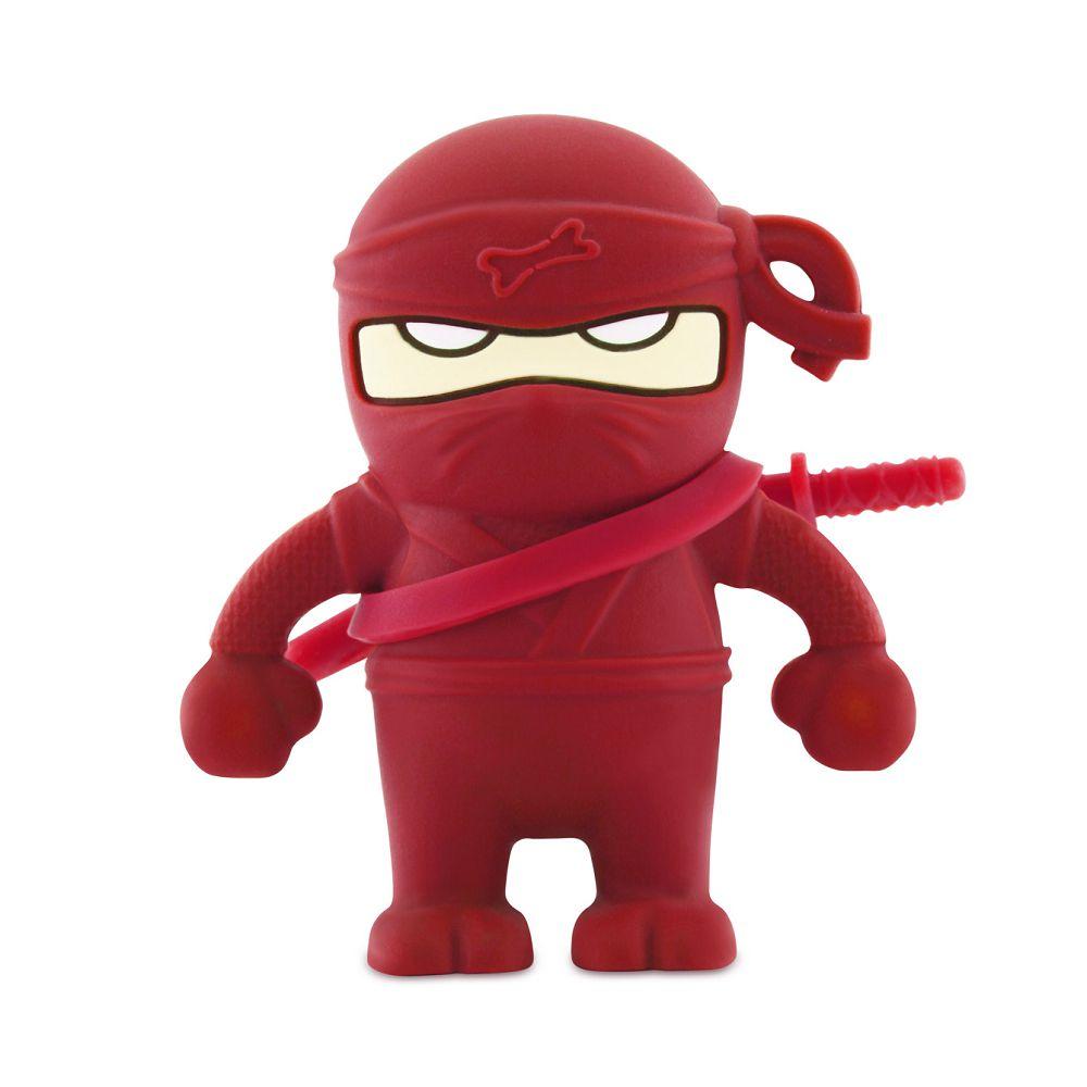 <br/><br/>  Bone|Ninja Driver 忍者隨身碟-紅(16G)<br/><br/>