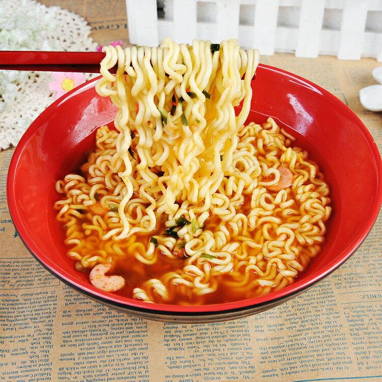 有樂町進口食品 【農心】辣牛肉風味湯麵 8801043027571 2