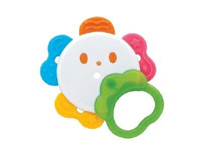 日本【ToyRoyal 樂雅】可消毒花型咬牙器 - 限時優惠好康折扣