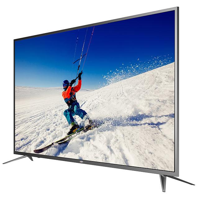 ★送安裝+象印熱水瓶★美國AOC 55吋4K HDR液晶顯示器+視訊盒55U6090 2