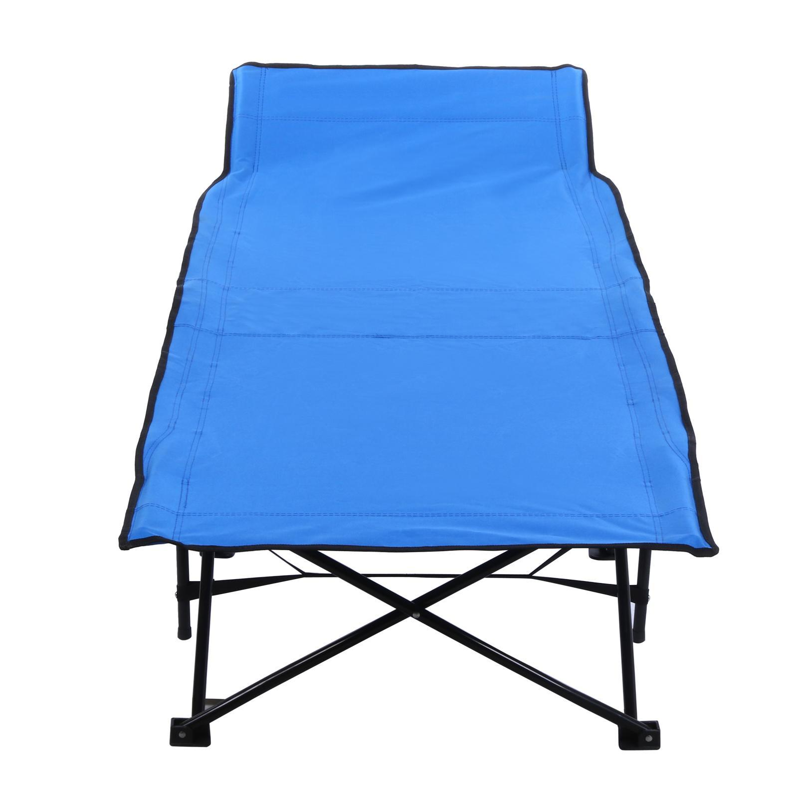 Folding Portable Sleeping Bed With Carry Bag 4