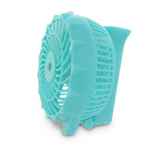【迪特軍3C】Esense 噴霧型加濕USB風扇 手持風扇 手持扇 充電風扇 鋰電池 BMSI認證規格電池