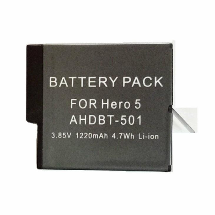 GOPRO hero5 副廠電池 20561