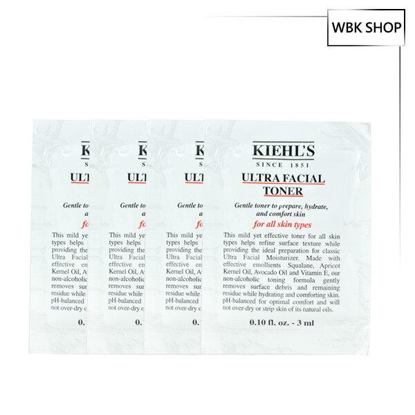 WBK SHOP:【限定免運】Kiehl's契爾氏冰河保濕機能水3ml*4包入