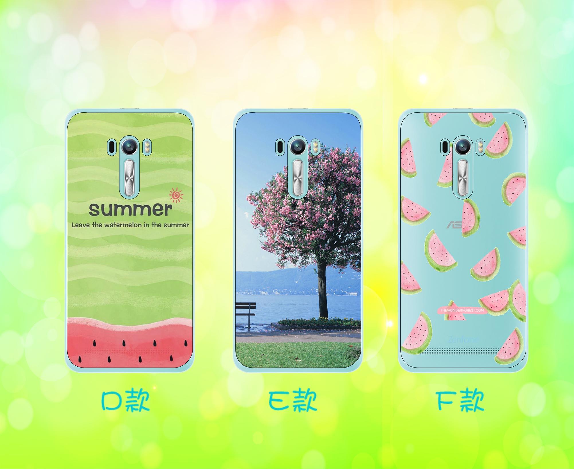 [ASUS] ✨ 夏日系透明軟殼 ✨ 日本工藝超精細[ZenFone2 Selfie,ZenFone2 go,ZenFone2 5吋,ZenFone2 5.5吋,ZenFone2 Laser 5吋,ZenFone2 Laser 5.5吋,ZenFone2 Laser 6吋,ZenFone6] 0