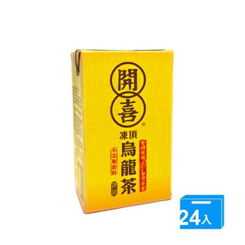 開喜凍頂烏龍茶 微甜  250ml~24~愛買~