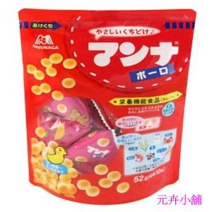 森永製果 嬰兒立袋小饅頭(52g)