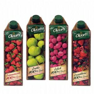 皇家農場100%鮮果汁(1000ml)任選2瓶混搭 附禮盒袋