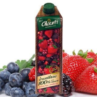 皇家農場100%鮮果汁(1000ml)附禮盒袋