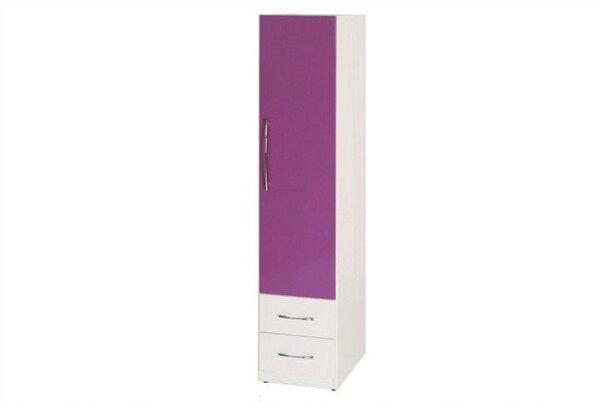 【石川家居】822-05(紫白色)衣櫥(CT-109)#訂製預購款式#環保塑鋼P無毒防霉易清潔