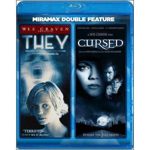 Wes Craven Presents: They / Cursed [Blu-ray] bc0cc3ef82d09b900eca99a3fc04f9b8