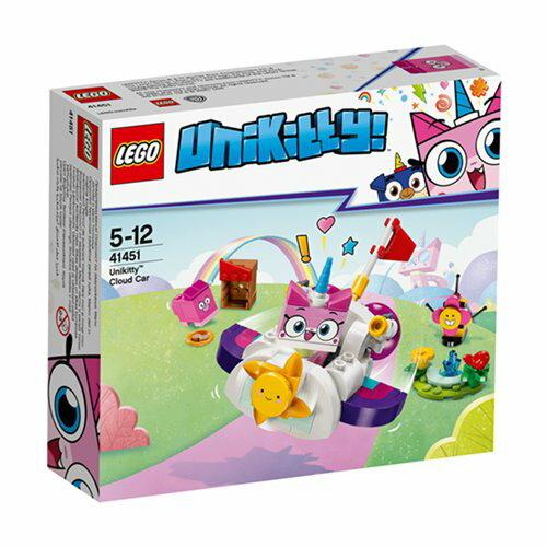 樂高積木LEGO《LT41451》2018年Unikitty系列-Unikitty™CloudCar