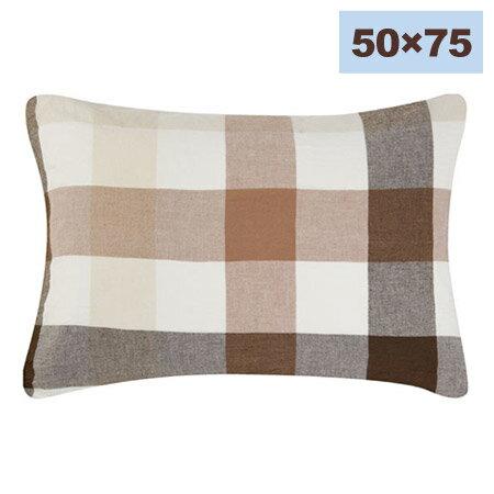50x75枕套純棉SUVART2BRTWNITORI宜得利家居