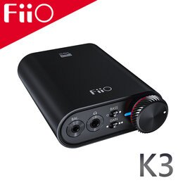 【FiiO K3 USB DAC數位類比音源轉換器-獨立DAC/支援USB DAC/Hi-Fi音響音質提升/電腦高音質解碼】【風雅小舖】