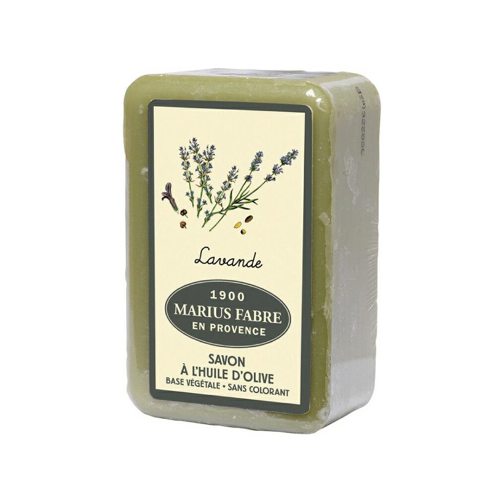 Marius Fabre 法鉑天然草本薰衣草橄欖皂 250GL  法國原裝進口  台灣總代理公司貨