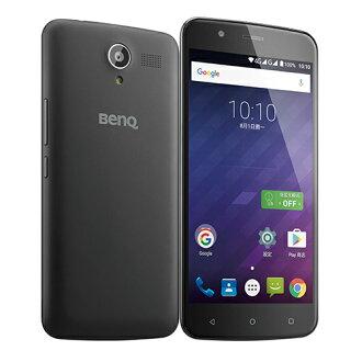BENQ 5.5吋護眼智慧型手機T55黑16G【愛買】