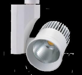 亞帝歐★軌道式 白色 投射燈 20W 45度 全電壓 白光/黃光★永旭照明U2J0-AD-1505%