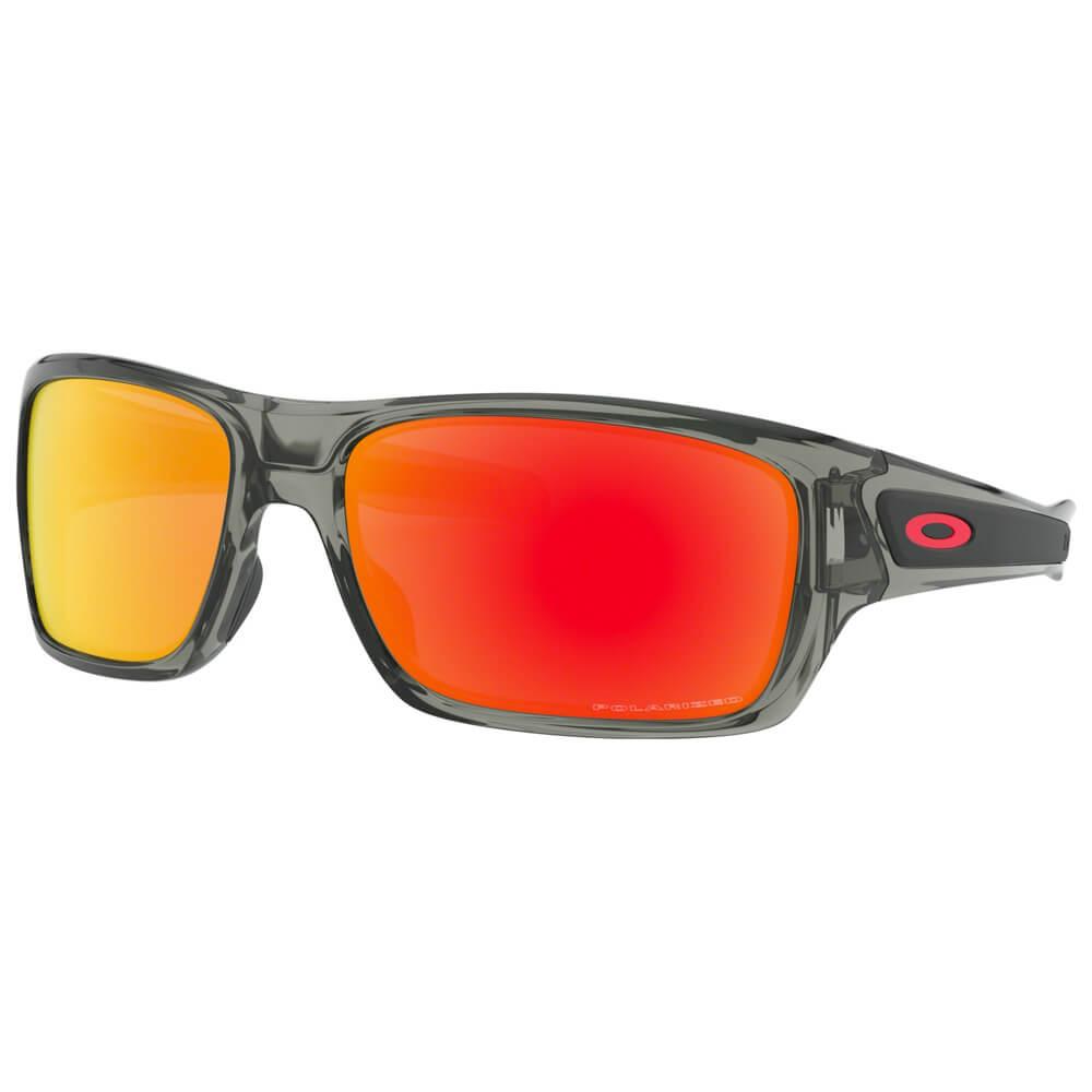 1df585996197 Electronic Express  Oakley Turbine Sunglasses - Gray Ink Ruby ...