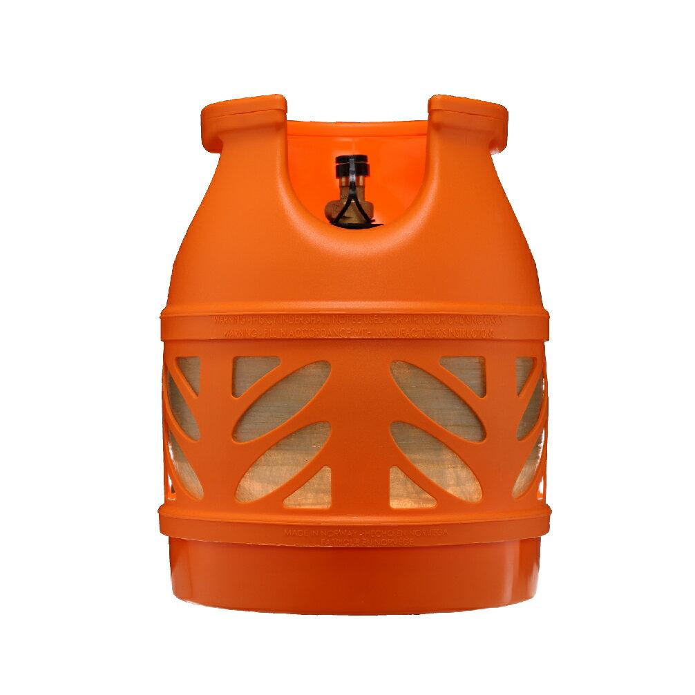 WAGAS 旺來瓦斯桶 5KG瓶安桶 (贈灌氣抵用券x3)