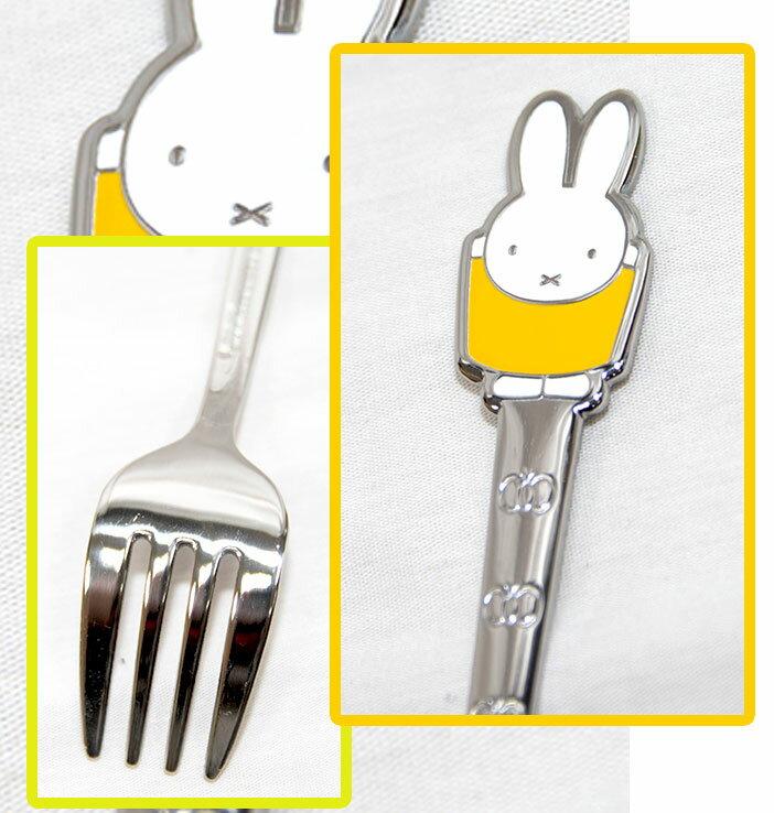 Miffy 米菲兔 叉子 日本製 正版商品