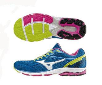 【登瑞體育】MIZUNO 女慢跑鞋 WAVE AERO 14(W) - J1GD153502