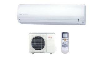 富士通 Fujitsu 一對一變頻冷暖F系列 ASCG-63LFTA / AOCG-63LFT