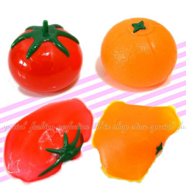 出氣蛋~打扁它吧! 白煮蛋 黑老鼠 番茄 橘子等多款 發洩球 發洩水球【DF240】◎123便利屋◎