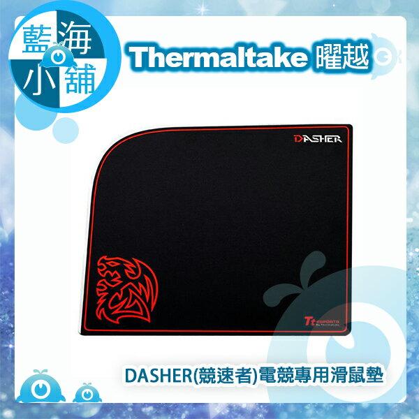 Thermaltake 曜越 Tt eSPORTS DASHER(競速者)電競專用滑鼠墊 (EMP0001SLS)