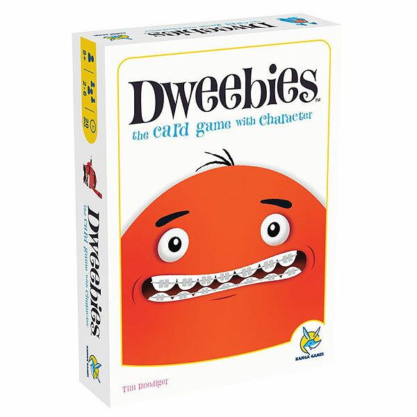 【樂桌遊】Dweebies 怪咖 (內附中文說明) KAN0189