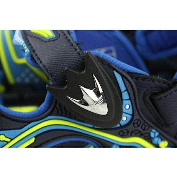 GP(Gold.Pigon) 涼鞋 防水 雨天 藍色 大童 童鞋 G8671B-23 no934 3