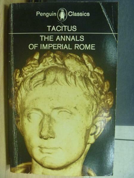 【書寶二手書T7/藝術_MFG】The Annals of imperial rome_Tacitus