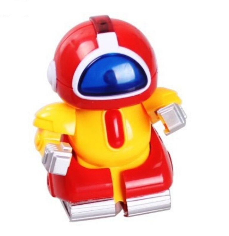 Microgear RC Mini IBOT Robot Voice Active, Music, Flashing BX299 - Red Free Shipping 5