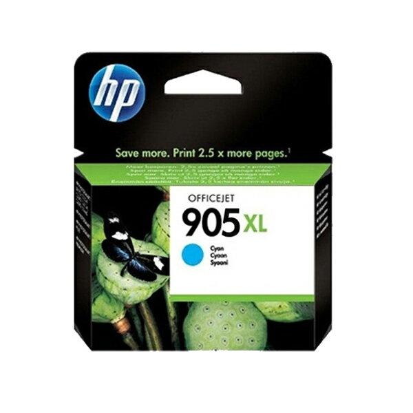 HP 高容量藍色原廠墨水匣 / 盒 T6M05A 905XL