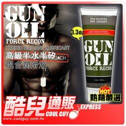 【3.3oz】美國 Empowered Products 高級半水半矽混合潤滑液 GUN OIL FORCE RECON Hybrid Silicone Lubricant 100ml 美國製造