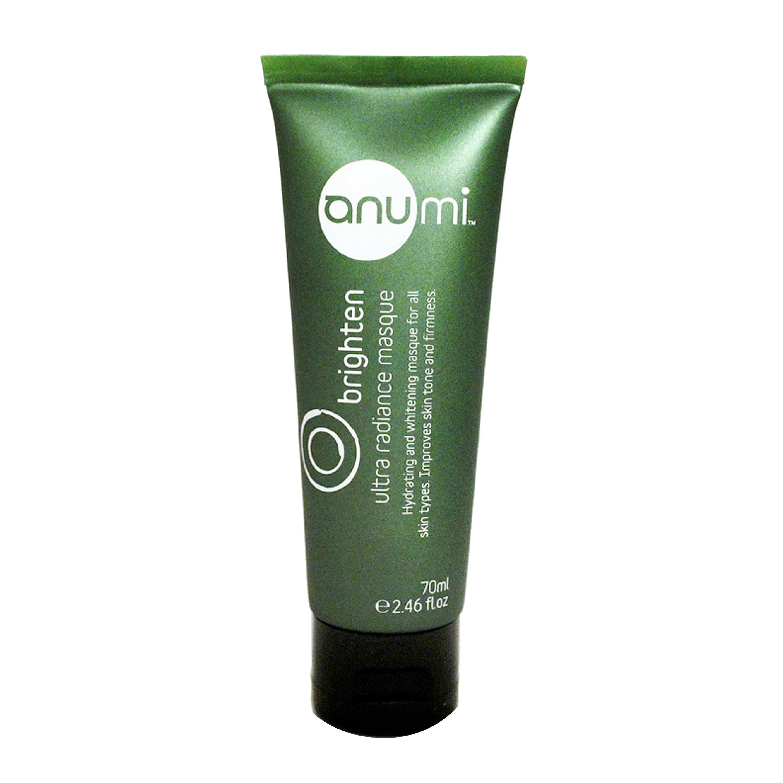 anumi 澳洲OFC頂級天然保養品-亮肌淨白漾采修護面膜