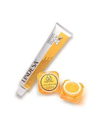 【伊蓮娜小舖】蜂?可 Bienen-Diatic LINDESA 經典護手霜+蜂膠蜂蠟唇蜜