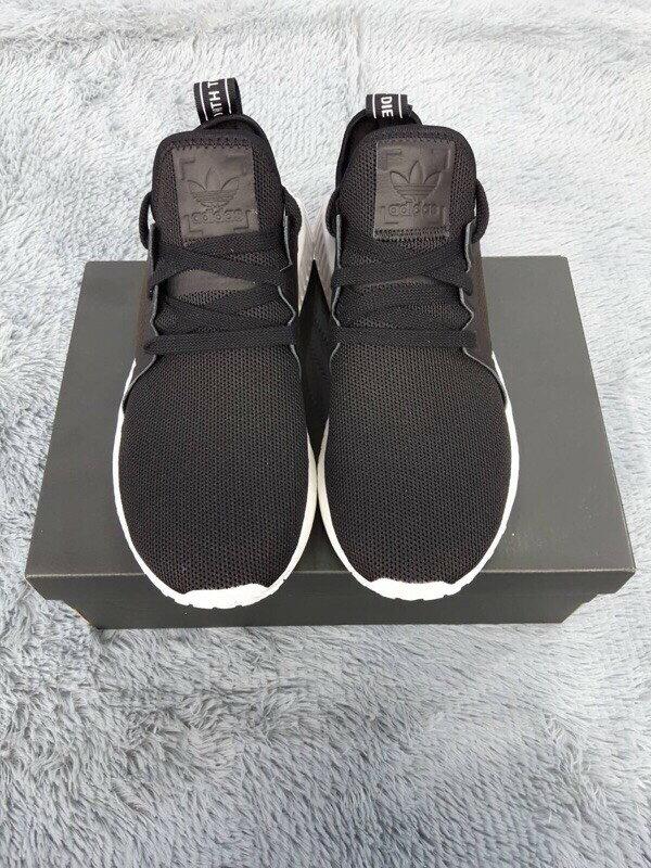 promo code f4961 8327d Kumo shoes Nmd xr1 黑白 百搭 adidas 2018 新款 BY9921