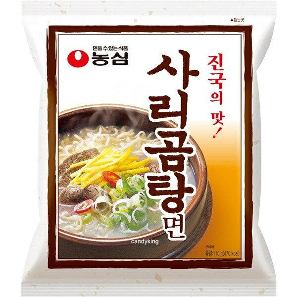 韓國泡麵 農心 牛骨湯麵  韓式經典口味