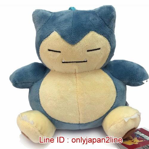 【真愛日本】16122400039吊娃-7吋卡比獸    神奇寶貝 Pokemon 寶可夢  娃娃  玩偶 擺飾